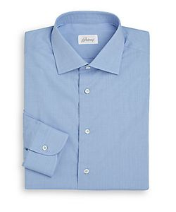 Brioni | Regular-Fit Woven Dress Shirt