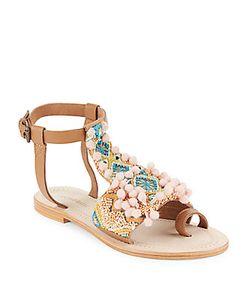 Antik Batik | Sunny Embellished Sandals