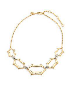 Alexis Bittar | Crystal Embellished Link Necklace