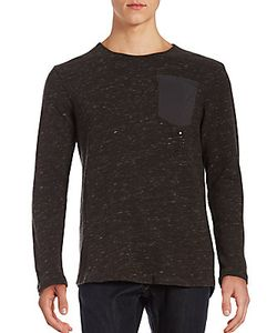 G-Star Raw | Textu Cotton Pullover