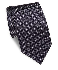 Brioni | Speckled Silk Tie