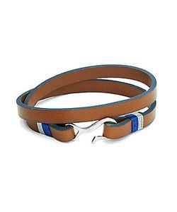 Miansai | Foksol Leather Sterling Bracelet