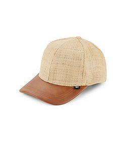 Block Headwear   Raffia Straw Hat