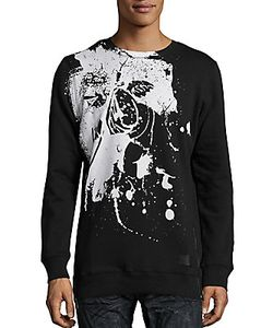 Prps | Stamped Cherub Graphic Printed Pullover