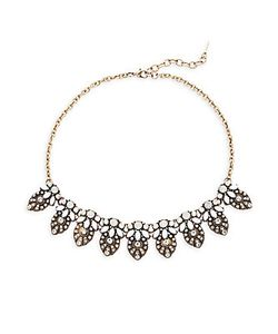 Saks Fifth Avenue | Lobster-Clasp Beaded Necklace