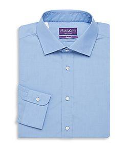 Ralph Lauren | Aston Tailo Cotton Long-Sleeve Dress Shirt