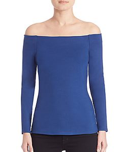 L'agence | Cynthia Off-The-Shoulder Top