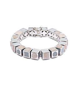 Eddie Borgo | Mosaic Cube Bracelet