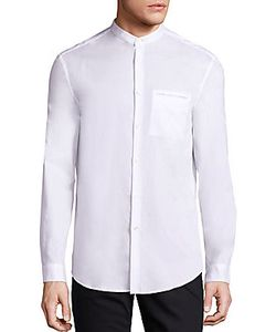 John Varvatos | Slim Fit Cotton Shirt