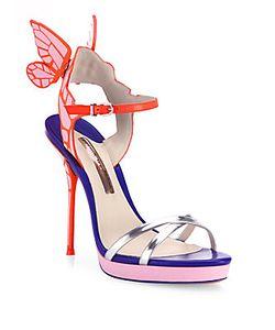 Sophia Webster | Chiara Wing Platform Sandals