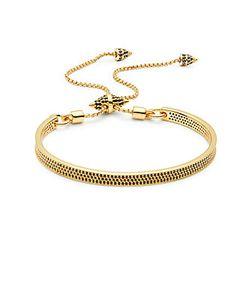 Eddie Borgo | Crystal Pave Id Toggle Bracelet