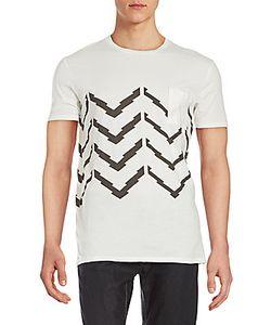 Zanerobe | Short Sleeve Chevron T-Shirt