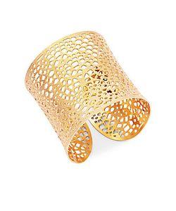 Amrita Singh | Openwork Cuff Bracelet