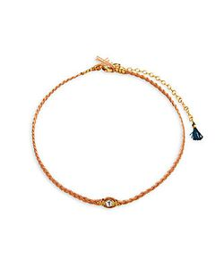 Shashi | Ballerina 18k Plated Choker Necklace