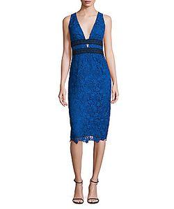 Diane von Furstenberg | Viera Sleeveless Lace Dress