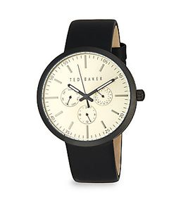 Ted Baker   Multifunction Analog Watch