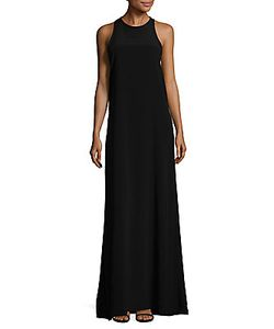 Baja East | Floor-Length Sleeveless Gown