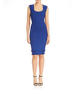 Yigal Azrouel | Ruffled Bodycon Dress