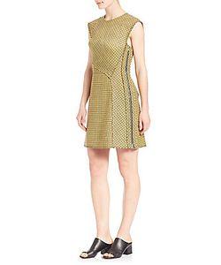 3.1 Phillip Lim | Wool Zip-Detail Dress