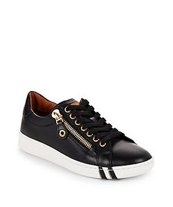 Bally | Leather Platform Sneakers
