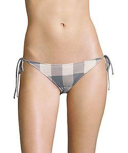 Tularosa | Tawney Check Bikini Bottom
