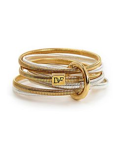 Diane von Furstenberg | Grand Prix Snake Bangle Set
