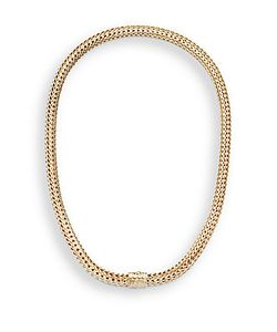 John Hardy | Classic Chain 18k Small Necklace