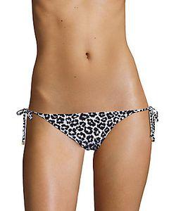 Stella McCartney | Mixed Animals Midnight Bikini Bottom