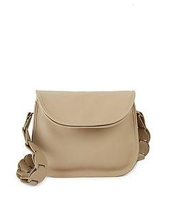 Derek Lam 10 Crosby   Foldover Leather Shoulder Bag