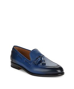 Salvatore Ferragamo | Mario Leather Loafers