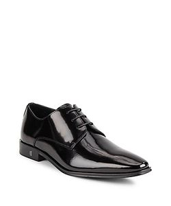Versace Collection | Leather Lace-Up Derby Shoes