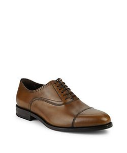 Salvatore Ferragamo | Leather Oxfords