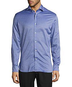 Ralph Lauren | Heathe Cotton Shirt