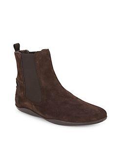 HARRYS OF LONDON | Gareth Leather Chukka Boots