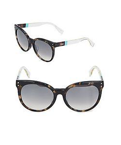 Fendi | Tortoise Shell Sunglasses56mm