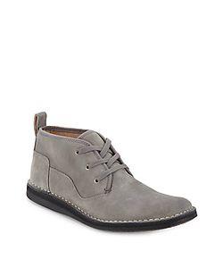 John Varvatos | Star Leather Chukka Boots