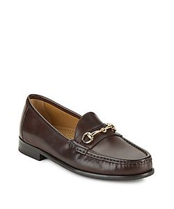 Cole Haan | Ascot Ii Leather Bit Loafers