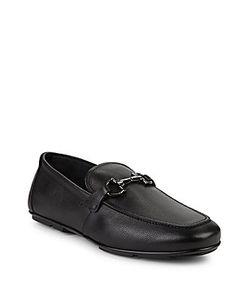 Salvatore Ferragamo | Leather Bit Loafers