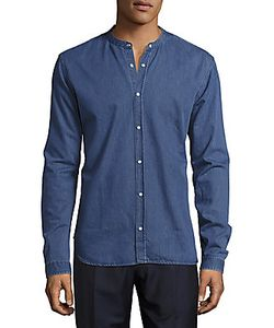 The Kooples | Long-Sleeve Cotton Casual Shirt