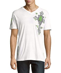 American Fighter | V-Neck Printed Tee