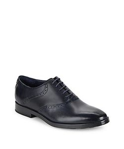 Cole Haan | Jefferson Grand Leather Oxfords