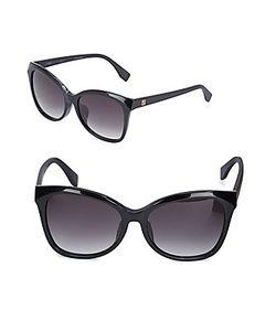 Fendi | Italian Ombre Sunglasses76mm
