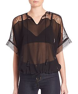 Ohne Titel | Lace Top