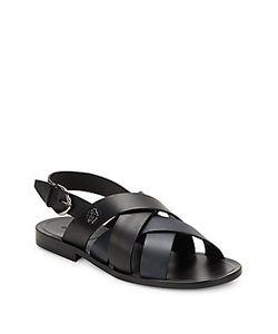Roberto Cavalli | Leather Gladiator Sandals