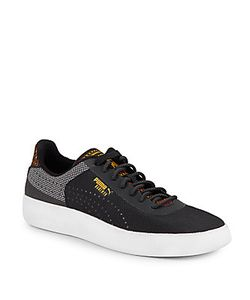 Puma | Star Low-Top Lace-Up Sneakers