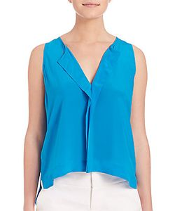 Alice + Olivia | Gale High-Low Top