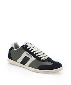 Diesel | Happy Hours Lace-Up Sneakers