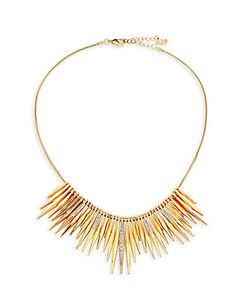 A.B.S. By Allen Schwartz | Going Coastal Bar Frontal Necklace