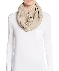 UGG Australia | Nyla Sparkle Wool-Blend Circle Scarf