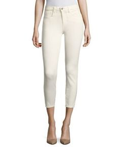 L'agence | Margot High-Rise Skinny Jeans